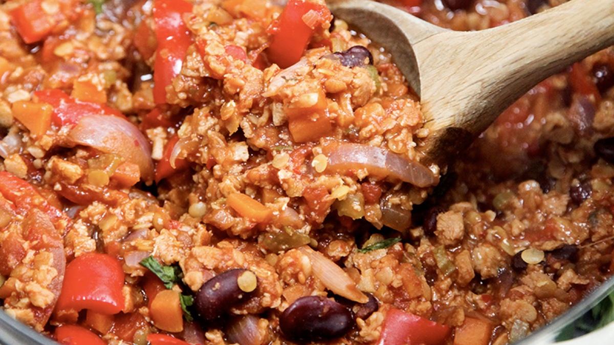 Vegan Chilli Con Carne