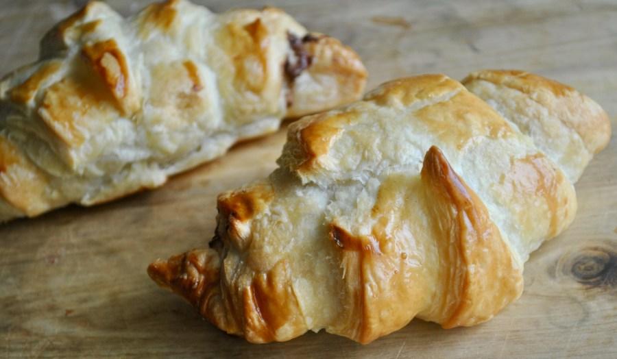 Nutella Puff Pastry Wraps Recipe - 2