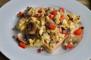 veggie scrambled egg recipe - 2