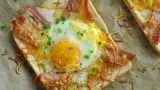 bacon egg in the hole recipe - 2