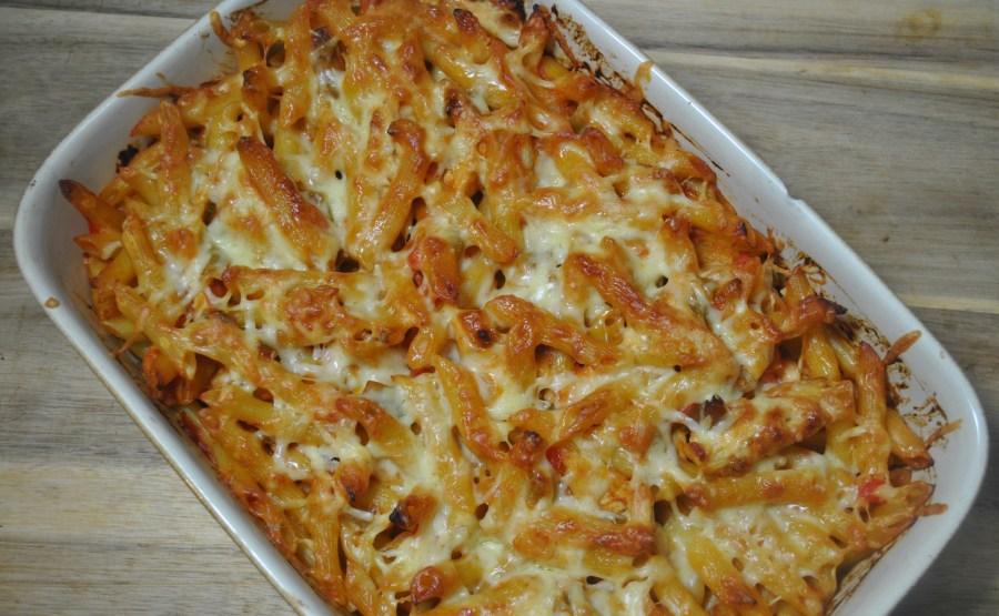 chicken fajita bake recipe - 1