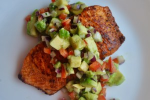 salmon avocado salsa recipe - 3
