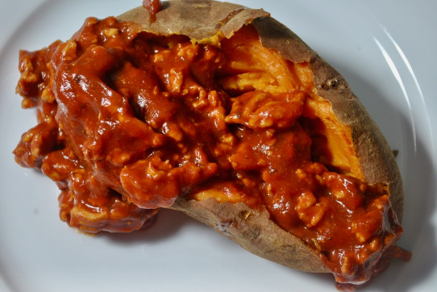 spicy turkey sweet potato recipe - 1