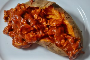 spicy turkey sweet potato recipe - 1