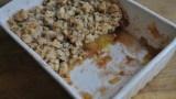 easy peach crumble recipe how to - 3
