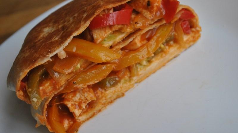 chicken toasted tortilla recipe - 3