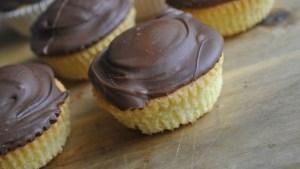 easy jaffa cake cupcakes reicpe - 4