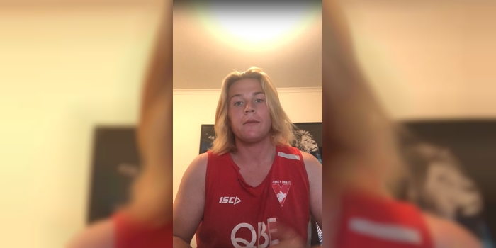 Hannah Mouncey Can Play AFL in Victoria Still Barred From National League  Student Edge News