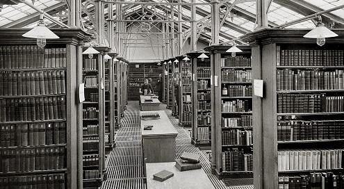 Nieuwe Universiteitsbibliotheek
