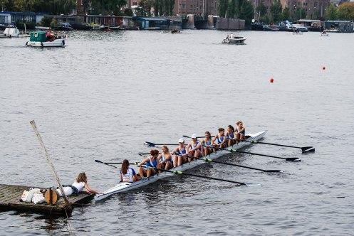 Dames van de Amstel