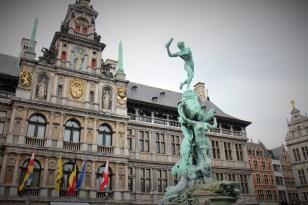 My life in pictures: Antwerpen op zondag