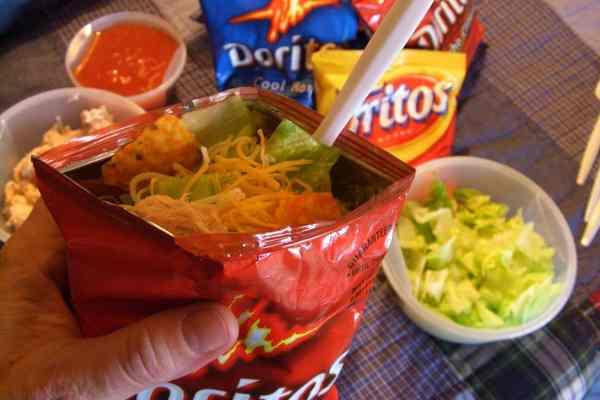 nachos bag