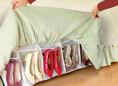 shoe bed