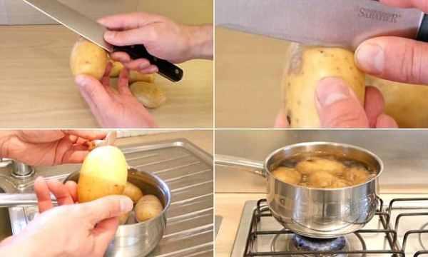 boil potatoes hack