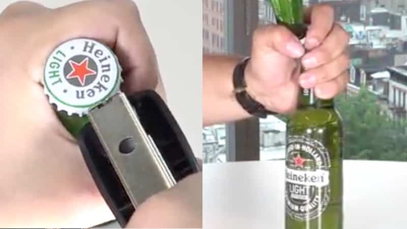 Open A Beer Without A Bottle Opener