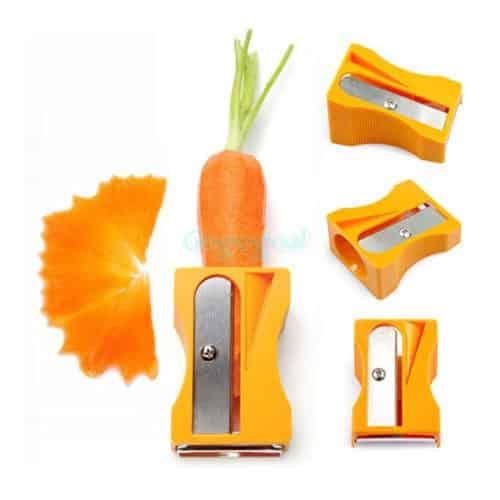 Carrot-sharpener