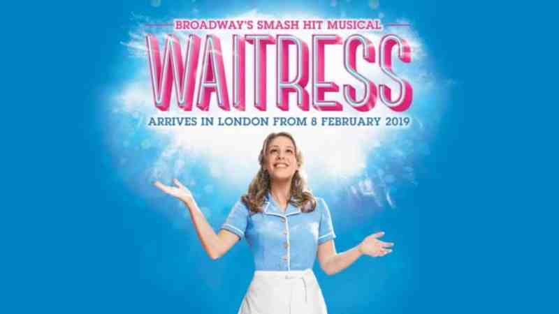 waitress west end