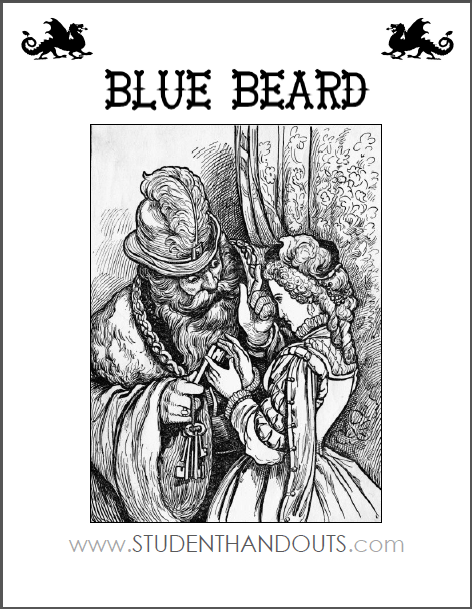 Blue Beard by the Brothers Grimm