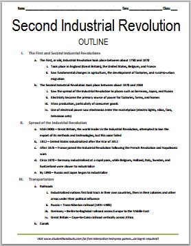 revolution essay conclusion industrial revolution essay conclusion