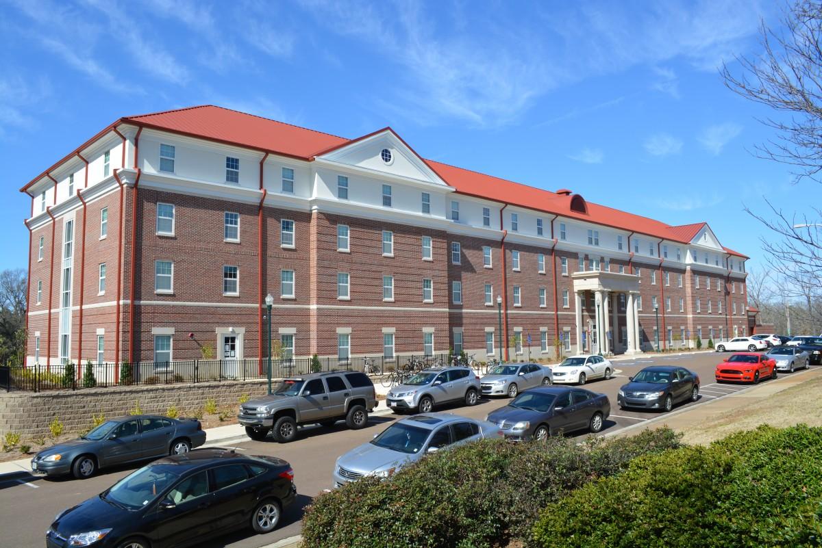 Student Housing  Residence Hall 1