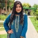 Intern Kanza Muzzafar