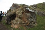 The ruins of Deganwy