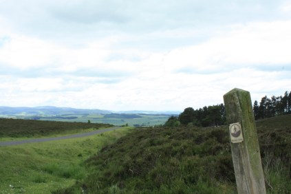 The wilds of Northumberland
