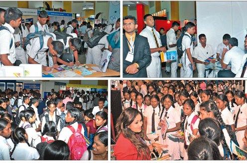 EDEX Expo 2015, Education exhibition and Job Fair