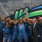 Sri Lanka Cricket T20 Champions beat India – Watch Highlights