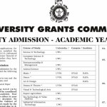 Apply for Universities based on 2013 A/L results