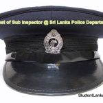 Post of Sub Inspector SI @ Sri Lanka Police Department