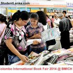 Colombo International Book fair 2014 from 10 – 17 September @ BMICH