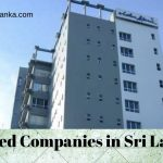 Listed Companies in Sri Lanka CSE with Market capitalization
