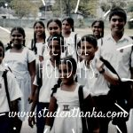 School Holidays in Sri Lanka
