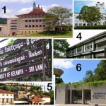 World Ranking of Sri Lankan Universities 2017