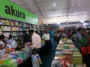 In side book fair