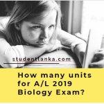 AL-2019-Biology-exam-units