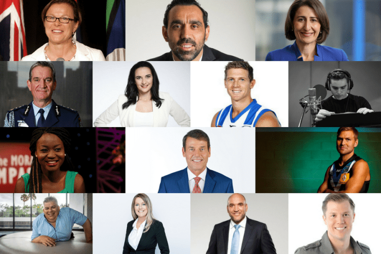 Who Are the 15 Australian Leaders Hand-Picked to Speak to Students?