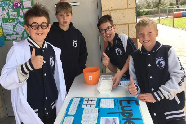 Students Invent a Festival of Science