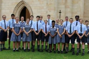 School Announces First Ever Female Student Leaders