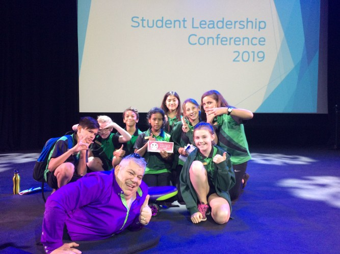 First Ever Student Leadership Conference in Port Hedland