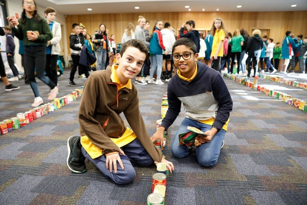 Chisholm Catholic College Can Competition