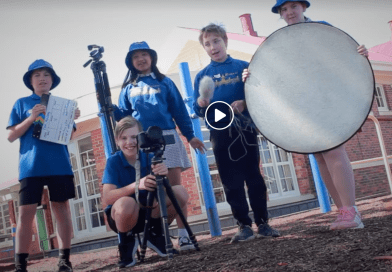Mowbray Heights Primary School Students Create Short Film to Celebrate Community