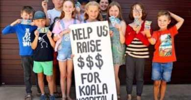 Port Noarlunga Primary School Students Use Holidays to Fundraise
