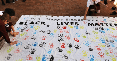 St Mary's Anglican Girls' School Head Girl Inspires School Artwork