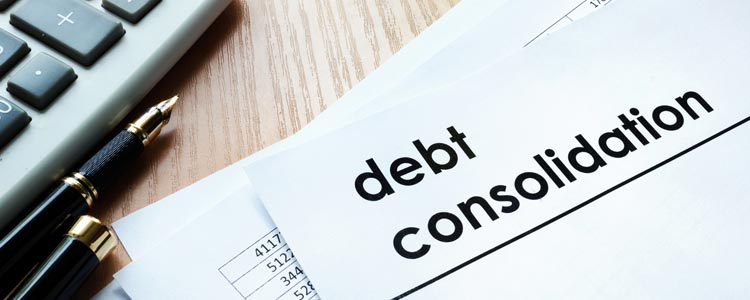 First you consolidate all your eligible federal loans using a direct consolidation loan; How to find your Federal Student Debt Consolidation