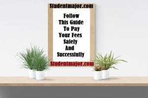 UNICAL School payment procedures