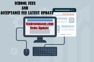 School Fees & Acceptance fee