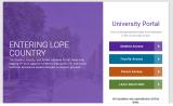 GCU Student parent portal