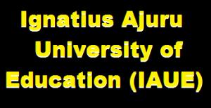 image for Ignatius Ajuru University of Education (IAUE) JAMB cut-off mark